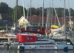 Mit dem Trailertri zum Internationalen Multihull Meeting nach Karlskrona (Schweden)
